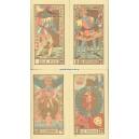 Tarot die 22 Bewußtseinsstufen des Menschen - Oswald Wirth (WK 15579)
