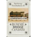 Spielzeug-Eisenbahnen II (g - WK 15540)