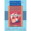 Billy De Vorss 2 Playing Card Collection (WK 13135)