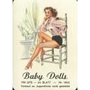 Baby Dolls No. 1002 (WK 13187)