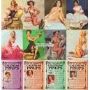 Gil Elvgren's Calendar Pinups (WK 13560)