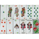 52 Secret Playing Cards (WK 14096)