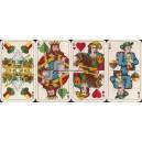Württemberger Doppelbild Bielefelder Spielkarten IGG Kunststoffe (WK 15229)