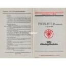 Preisliste VASS 1934 süddeutsch (WK 100851)