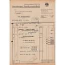Rechnung VEB Altenburg 1951 (WK 100849)