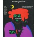Wahrsagekarten Ein Beitrag zur Geschichte des Okkultismus (WK 100906)