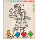 Altdeutsche Spielkarten 1500 - 1650 (WK 100904)