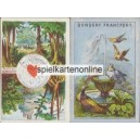Vier Erdteile Patience Cartes pour Dames No. 27 (WK 15649)