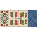 Sächsisches Doppelbild VSS Abt. Altbg 1923 - 1929 (WK 15622)