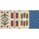 Sächsisches Doppelbild VSS Abt. Altbg 1929 - 1931 (WK 15623)