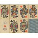 Wiener Bild Österreichische Spielkarten-Fabriks-Gesellschaft 1887 (WK 15655)