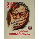 Schmid Kiebitz halt's Maul (WK 100503)