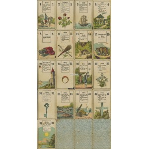 Lenormand Wüst Wahrsage-Karten (WK 15770)