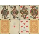 Berliner Bild Altenburger Spielkartenfabrik Schneider & Co. 1893 - 1898 (WK 15783)