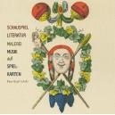 Schauspiel Literatur Malerei Musik auf Spielkarten (Band 1 + Band 2)