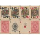 Internationales Bild Altenburger Spielkartenfabrik 1887 (WK 15780)
