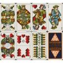 Württemberger Doppelbild Schmid 1923 Batschari (WK 15815)