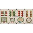 Deutsche Kriegs-Spielkarte 700 - 799 Tausend (WK 15821)
