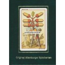 Deutsche Spielkarte Ludwig Burger (WK 15860)
