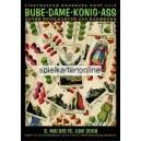 Plakat Sutor Spielkarten Naumburg 2008 (WK 101114)