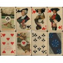 Deutsche Trachtenkarte (WK 14588)