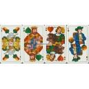 Württemberger Bild Bielefelder Spielkarten 1952 (WK 14958)