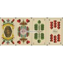 Sächsisches Doppelbild Flemming & Wiskott 1929 Bulgaria (WK 15927)