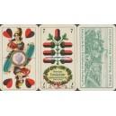 Preußisches Doppelbild VSS Stralsund 1903 Brauhaus Tichau (WK 15956)