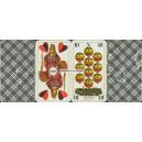 Preußisches Doppelbild Bielefelder Spielkarten 1952 (WK 16009)