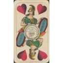 Preußisches Doppelbild Wüst 1880 (WK 15995)