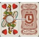 Preußisches Doppelbild Lattmann 1919 Harzansichten Pickler (WK 16034)
