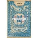 Lenormand Wüst Wahrsage-Karten (WK 16095)