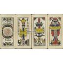 Carte Venete / Carte Trevisane Murari 1883 (WK 16100)