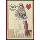 Erotisches Kartenspiel des Biedermeier (WK 16042)