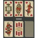 Sächsisches Doppelbild Booch 1889 (WK 15907)