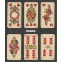 Sächsisches Doppelbild Piatnik 1900 (WK 15922)