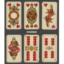 Sächsisches Doppelbild Piatnik 1925 (WK 15923)