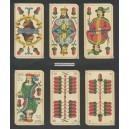 Sächsisches Doppelbild Schneider & Co 1893 Salem Gold (WK 15886)