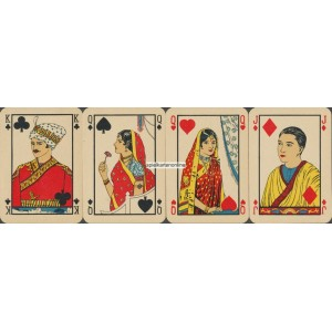 Dilkhus Playing Cards (WK 16427)
