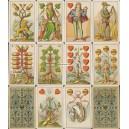 Deutsche Spielkarte Ludwig Burger (WK 16142)