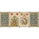 Deutsche Spielkarte Ludwig Burger (WK 16143)