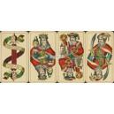 Trappolierkarte Piatnik 1918 (WK 16468)