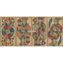 Trappolierkarte Ritter 1882 - 1899 (WK 16472)