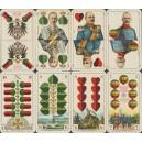 Deutsche Kriegs-Spielkarte 300 - 399 Tausend (WK 16491)