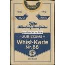 Berliner Bild VASS 1931 -1936 Whist-Karte Nr. 88 (WK 13812)