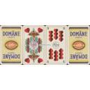 Sächsisches Doppelbild Flemming & Wiskott 1929 Domäne Zigarette (WK 12316)