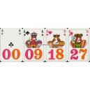 Eisfink Skatkalender (WK 14971)
