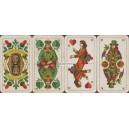 Sächsisches Doppelbild Lattmann 1919 (WK 15924)