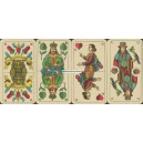 Sächsisches Doppelbild Scharff 1929 Nr. 38 D (WK 15938)