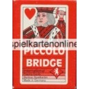 Internationales Bild Berliner Spielkarten 1972 Piccolo Bridge (WK 16328)